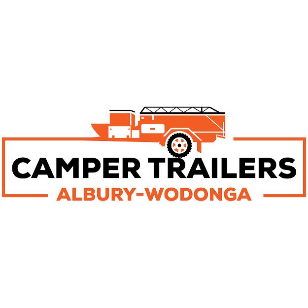 camper trailers albury wodonga logo