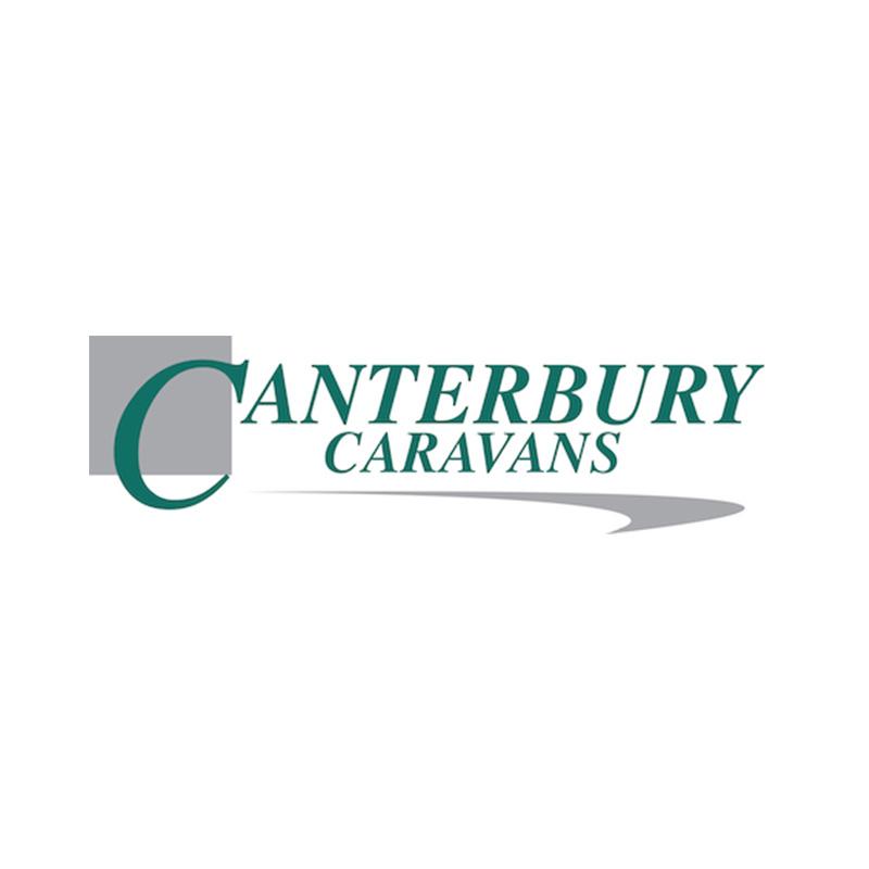 canterbury caravans logo