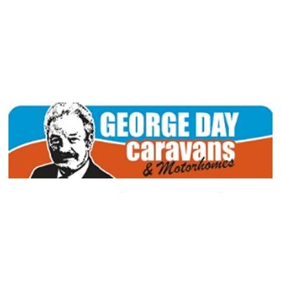 george day caravans logo