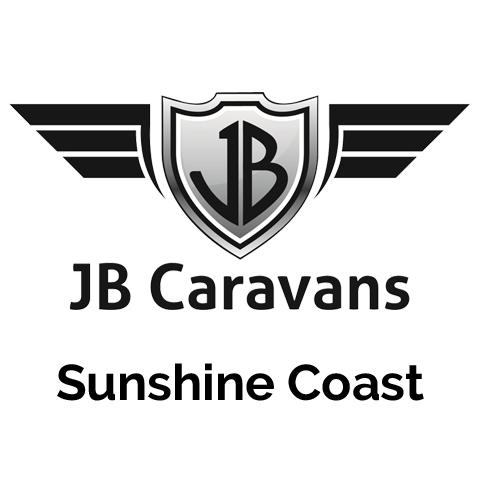 jb caravans sunshine coast logo