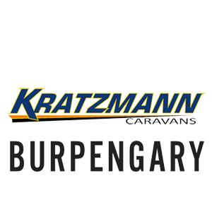 kratzmann caravans burpengary logo