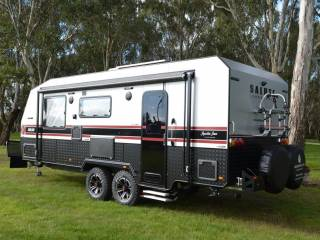 salute avalon family bunk caravan 007