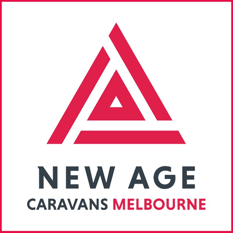 new age caravans melbourne logo