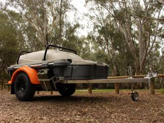 Trailmaster Discovery ACTIVE POD Trailer