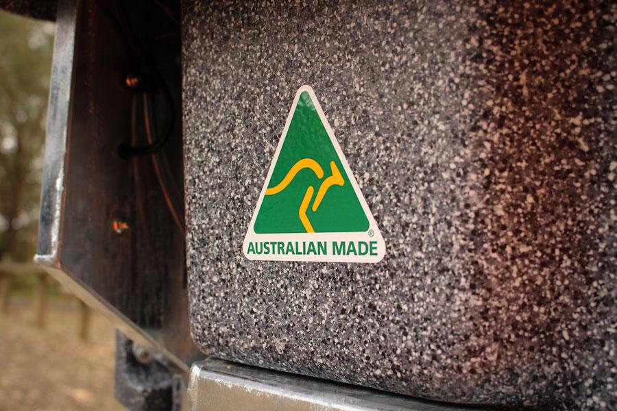 Australian Made POD Trailer