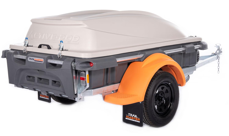 Trailmaster Utility trailer
