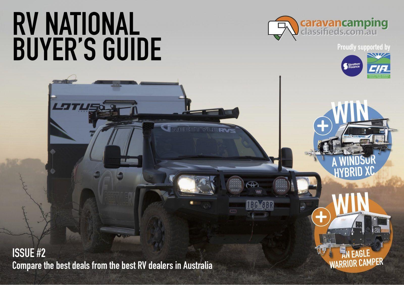 Rv national buyers guide – november/december