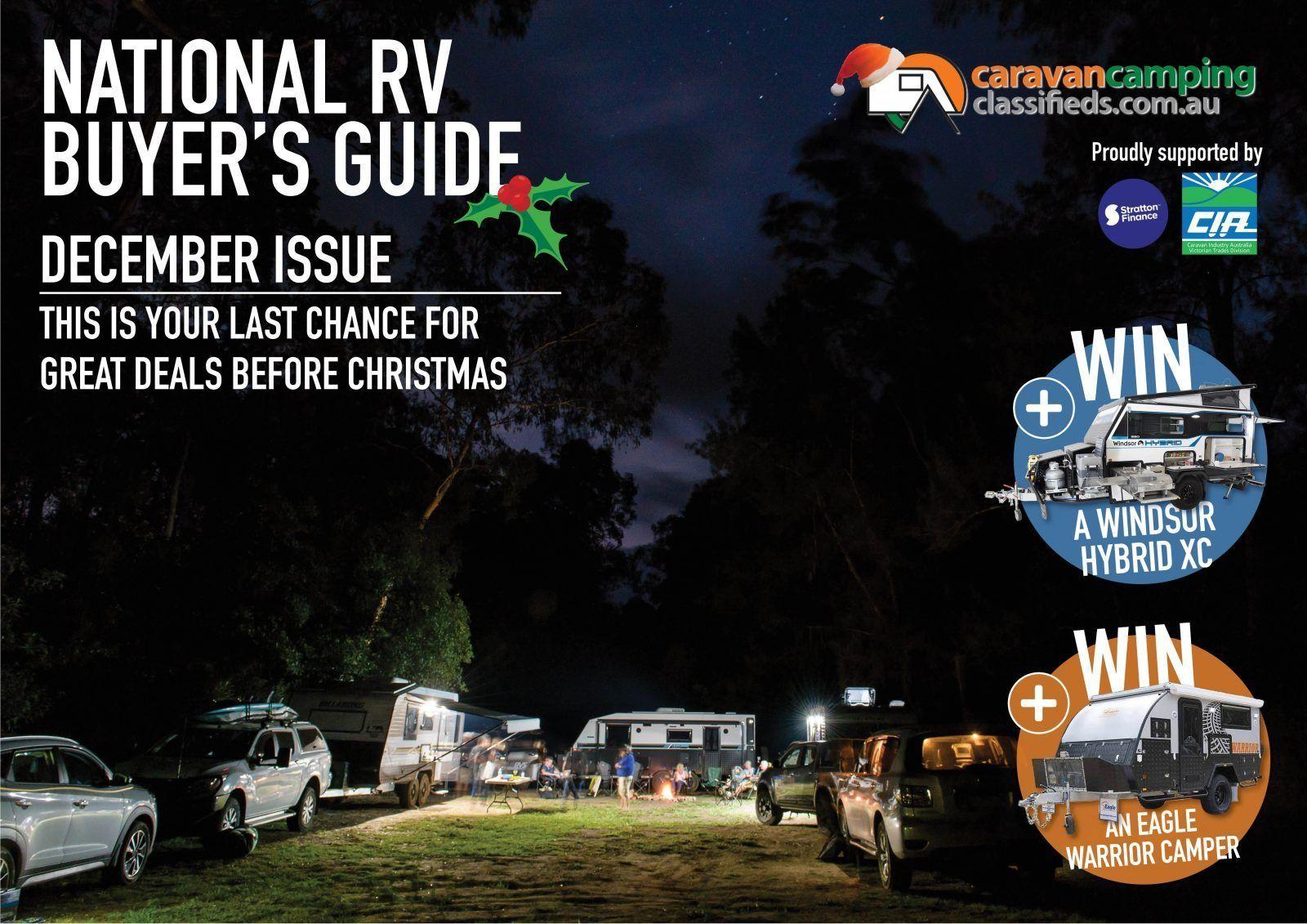 National rv buyer's guide december/january