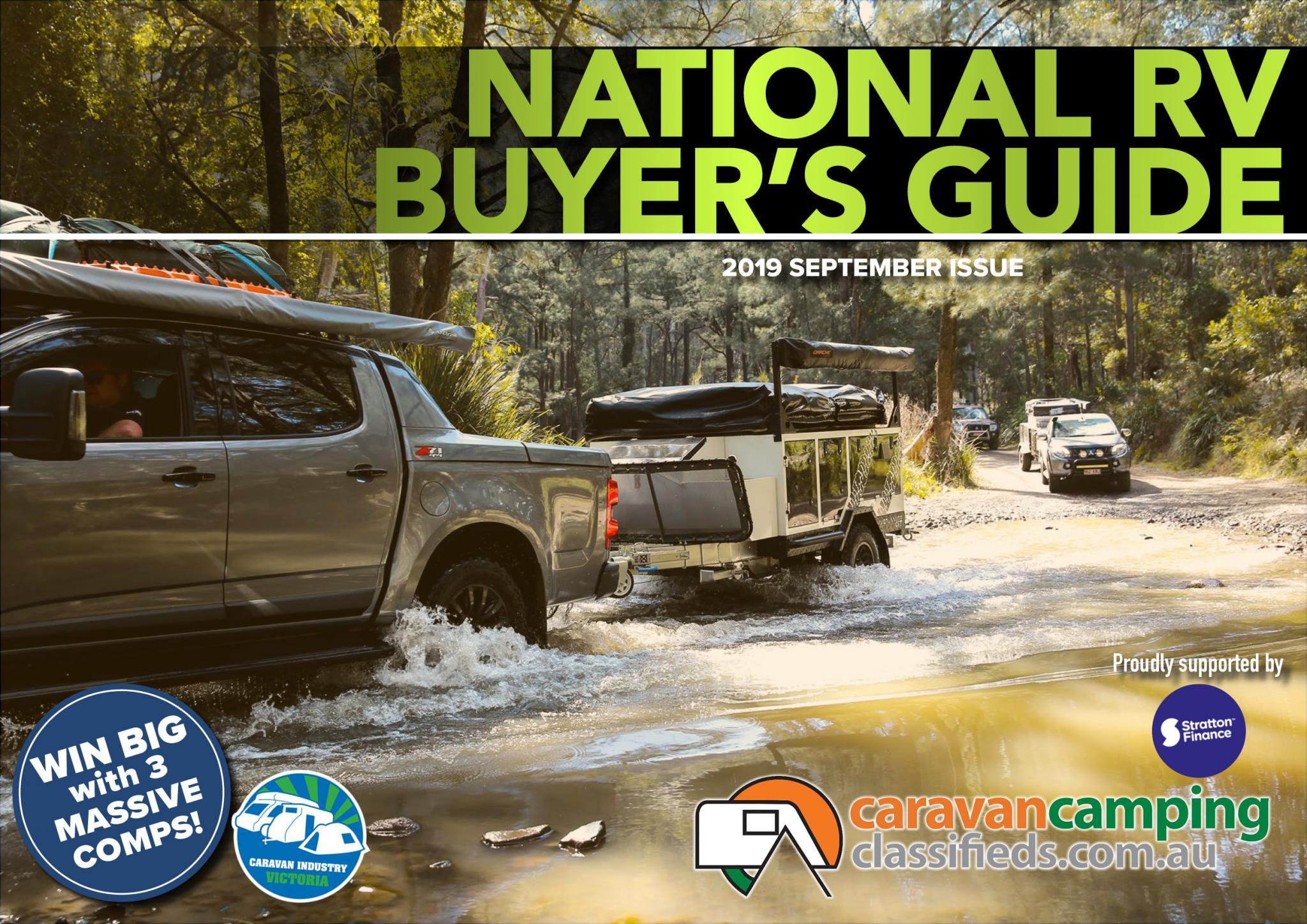 Rv national buyer's guide – september