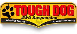 tough dog logo