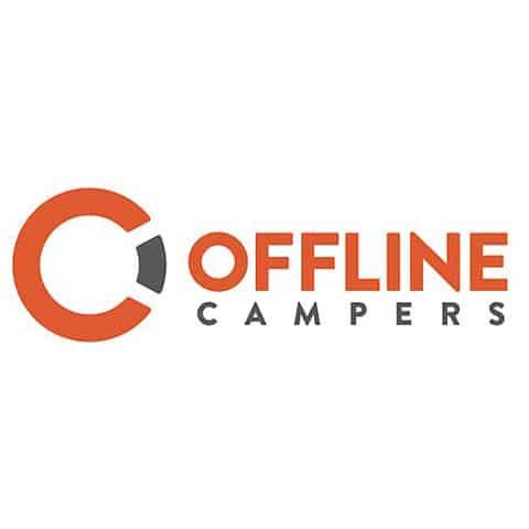 offline campers logo
