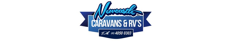 newcastle caravans banner