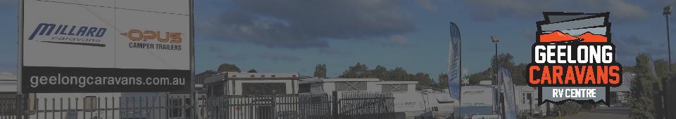 geelong caravans banner